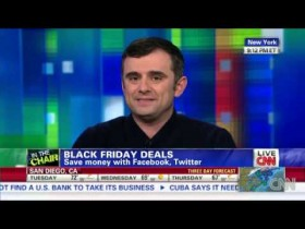 Gary Vaynerchuk on Piers Morgan 11/26