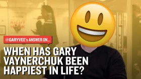 When Has Gary Vaynerchuk Been Happiest In Life?