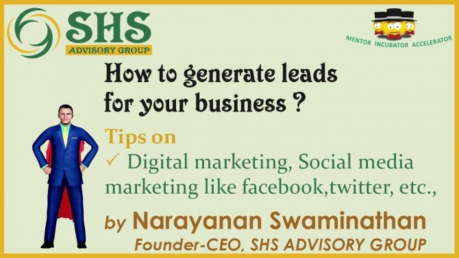 How to generate leads for your business? lead generation marketing ( in Tamil )