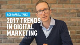 Rob Farrell Talks Digital Marketing Trends 2017