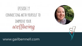 #19  [Thrive TV] Connecting with yourself to improve your wellbeing