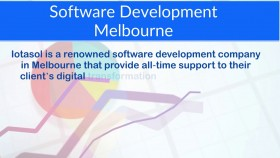 Software Development Melbourne by Iotasol